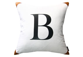 B EDGE CUSHION