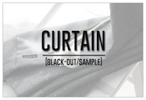 CURTAIN (black out 암막커튼 / sample)