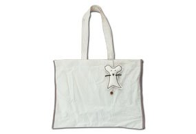 NATURAL SHOPPER BAG