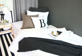 BLANC BEDDING SET(친환경 섬유)